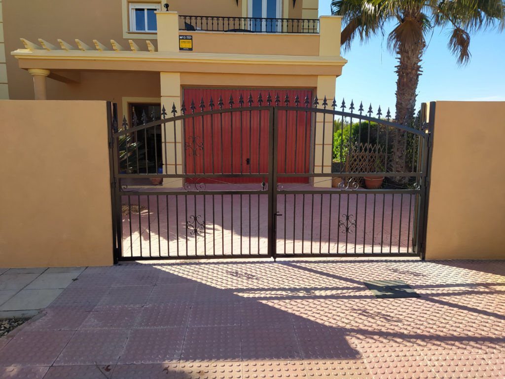 Amend Existing Gates