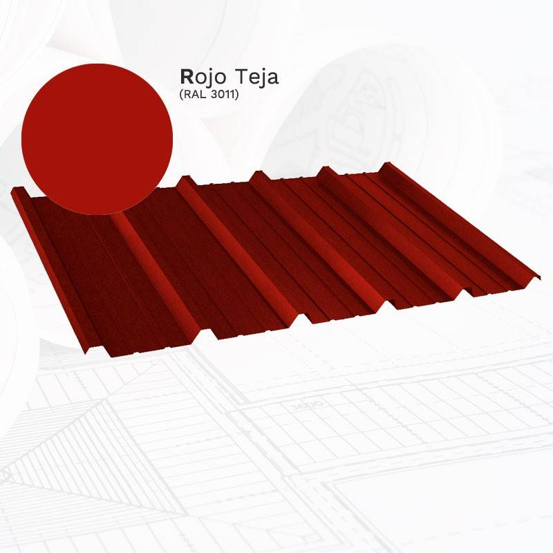 Box Profile Roof Sheeting