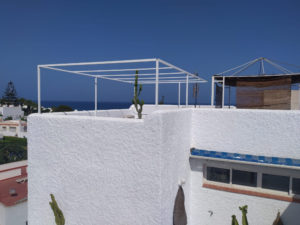 Read more about the article Roof Top Pergola