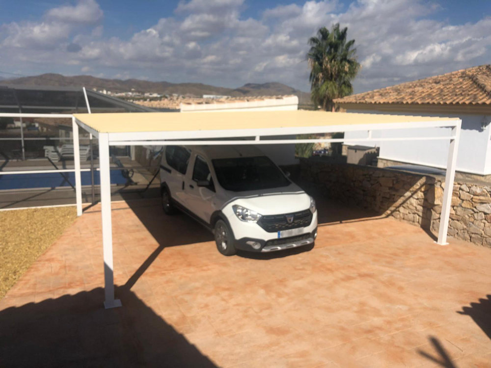 Read more about the article Carport 6x5m